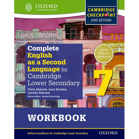 Complete English as a Second Language for Cambridge Lower Secondary Workbook 7 (ISBN: 9780198378150)