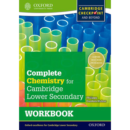 Complete Chemistry for Cambridge Lower Secondary Workbook: For Cambridge Checkpoint and beyond (ISBN: 9780198390190)