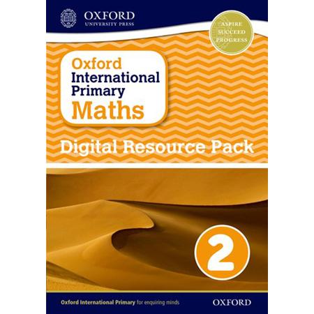 Oxford International Primary Maths: Digital Resource Pack 2 (ISBN: 9780198394723)