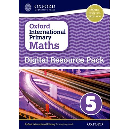 Oxford International Primary Maths: Digital Resource Pack 5 (ISBN: 9780198394754)