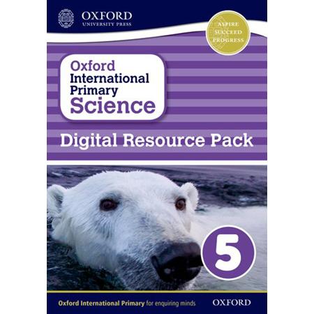 Oxford International Primary Science: Digital Resource Pack 5 (ISBN: 9780198394938)
