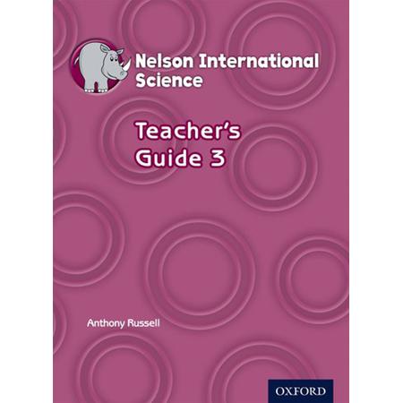 Nelson International Science Teacher\'s Guide 3 (ISBN: 9781408517345)