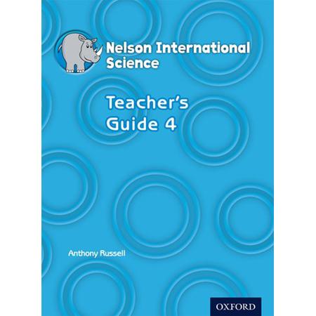 Nelson International Science Teacher\'s Guide 4 (ISBN: 9781408517352)