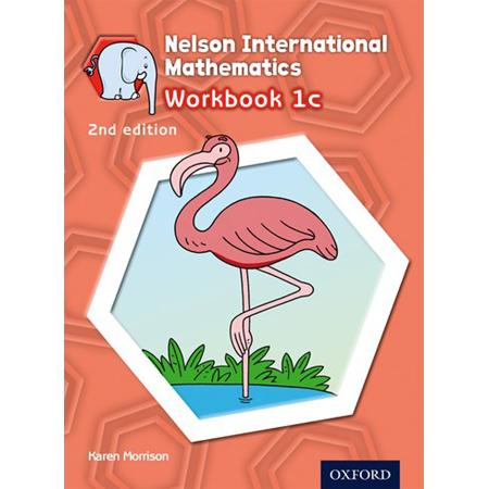 Nelson International Mathematics Workbook 1c (ISBN: 9781408518939)