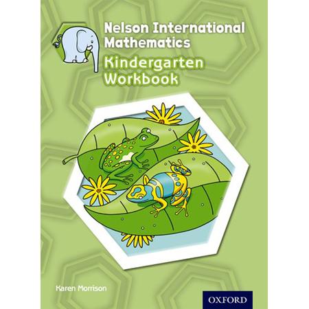 Nelson International Mathematics Kindergarten Workbook (ISBN: 9781408519011)