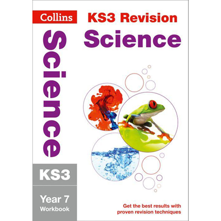 Collins KS3 Revision - KS3 Science Year 7 Workbook (ISBN: 9780007562732)