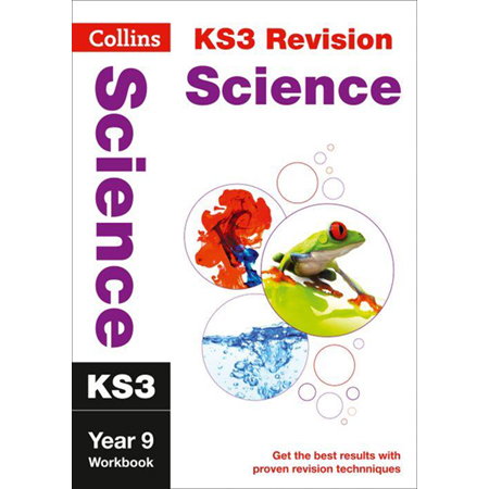 Collins KS3 Revision - KS3 Science Year 9 Workbook (ISBN: 9780007562756)
