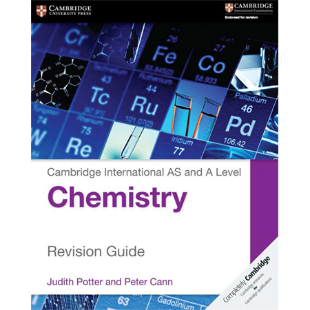 Cambridge International AS and A Level Chemistry Revision Guide (Second Edition) (ISBN: 9781107616653)