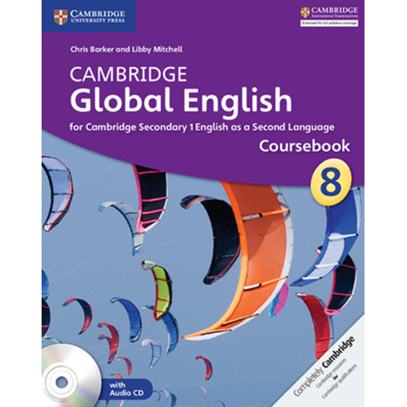 Cambridge Global English Stage 8 Coursebook with Audio CD (ISBN: 9781107619425)
