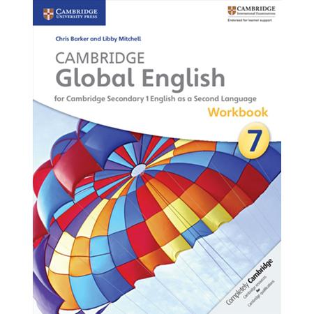Cambridge Global English Stage 7 Workbook (ISBN: 9781107643727)