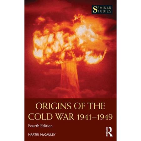 Origins of the Cold War 1941-1949 (ISBN: 9781138943773)