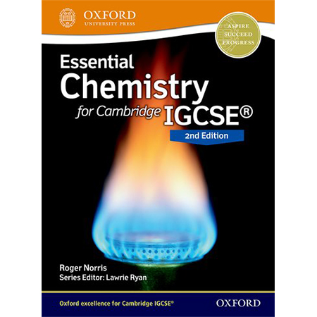 Essential Chemistry for Cambridge IGCSE® (ISBN: 9780198399230)