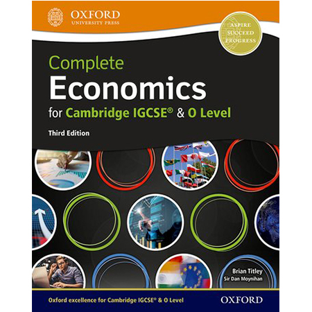 Complete Economics for Cambridge IGCSE and O Level (ISBN: 9780198409700)
