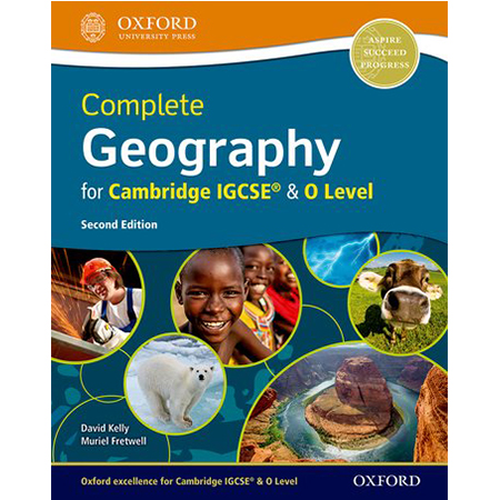 Complete Geography for Cambridge IGCSE® & O Level (ISBN: 9780198424956)
