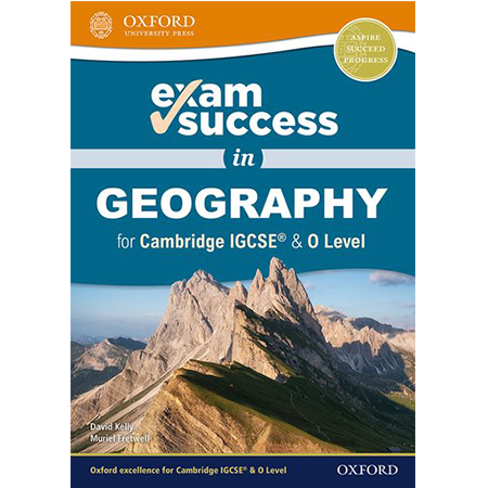 Exam Success in Geography for Cambridge IGCSE® & O Level (ISBN: 9780198427933)