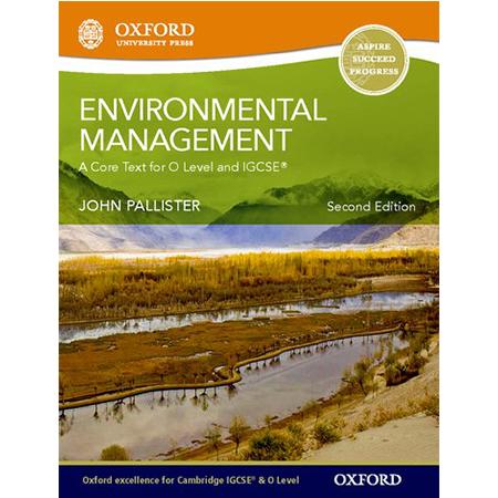Environmental Management for Cambridge O Level & IGCSE Student Book (ISBN: 9780199407071)