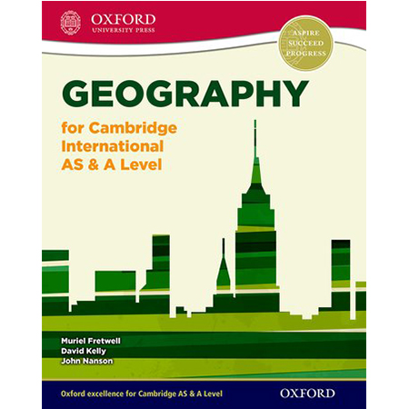 Geography for Cambridge International AS & A Level (ISBN: 9780198399650)