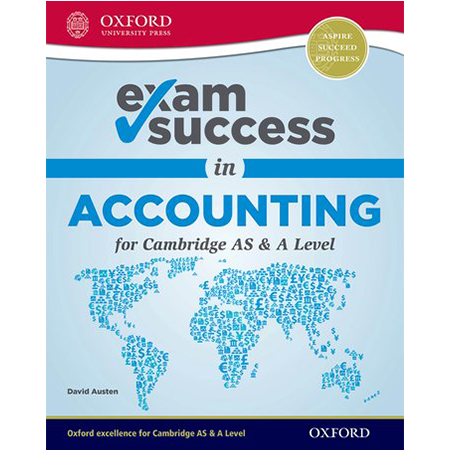 Exam Success in Accounting for Cambridge AS & A Level (ISBN: 9780198412755)
