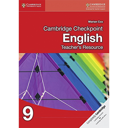 Cambridge Checkpoint English Teacher\'s Resource CD-ROM 9 (ISBN: 9781107654921)
