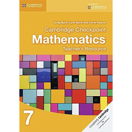 Cambridge Checkpoint Mathematics Teacher\'s Resource CD-ROM 7 (ISBN: 9781107693807)