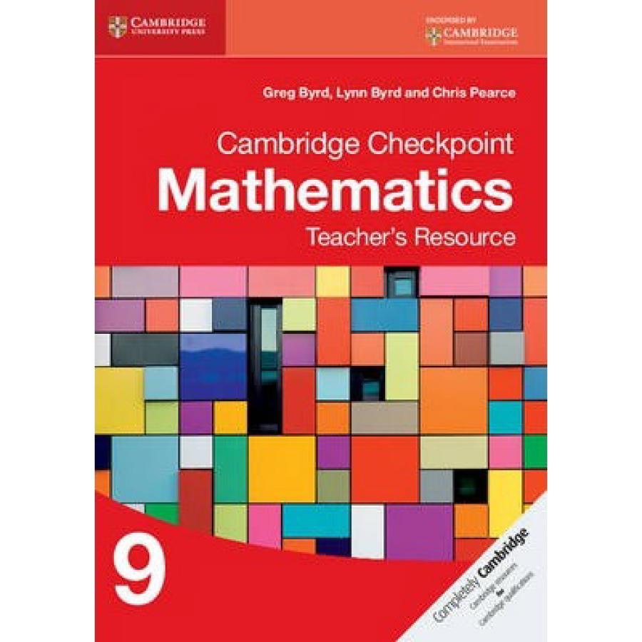 Cambridge Checkpoint Mathematics Teacher\'s Resource 9 (ISBN: 9781107693975)