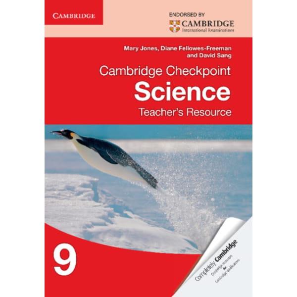 Cambridge Checkpoint Science Teacher\'s Resource 9 (ISBN: 9781107696495)
