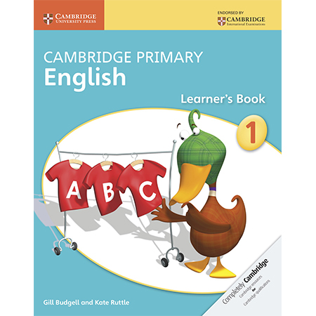 Cambridge Primary English Stage 1 Learner's Book (ISBN: 9781107632981)