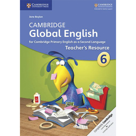 Cambridge Global English Stage 6 Teacher\'s Resource Book (ISBN: 9781107635814)