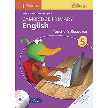 Cambridge Primary English Stage 5 Teacher\'s Resource Book with CD-ROM (ISBN: 9781107638303)