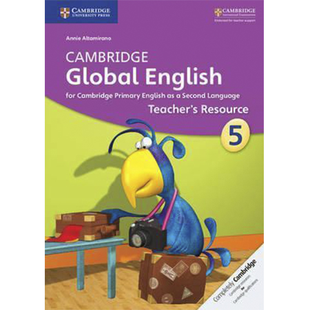 Cambridge Global English Stage 5 Teacher\'s Resource Book (ISBN: 9781107646124)