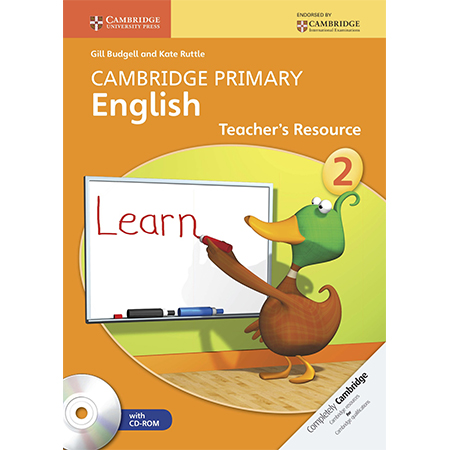 Cambridge Primary English Stage 2 Teacher\'s Resource Book with CD-ROM (ISBN: 9781107647046)