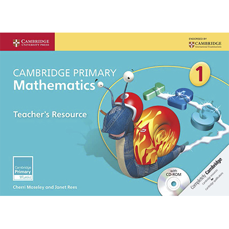 Cambridge Primary Mathematics Stage 1 Teacher\'s Resource with CD-ROM (ISBN: 9781107656833)