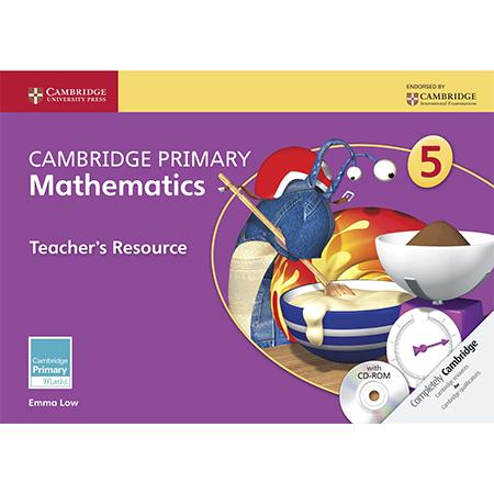 Cambridge Primary Mathematics Stage 5 Teacher\'s Resource with CD-ROM (ISBN: 9781107658547)