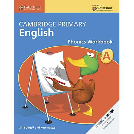 Cambridge Primary English Phonics Workbook A (ISBN: 9781107689107)
