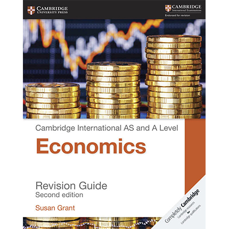 Cambridge International AS and A Level Economics Revision Guide (ISBN: 9781316638095)