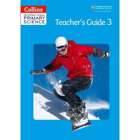 Collins International Primary Science Teacher's Guide 3 (ISBN: 9780007586172)