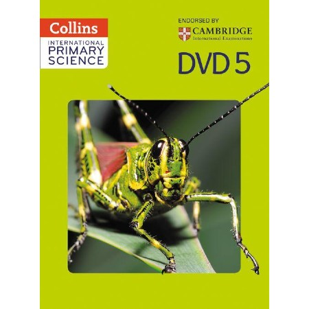 Collins International Primary Science DVD 5 (ISBN: 9780007586264)