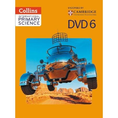 Collins International Primary Science DVD 6 (ISBN: 9780007586301)