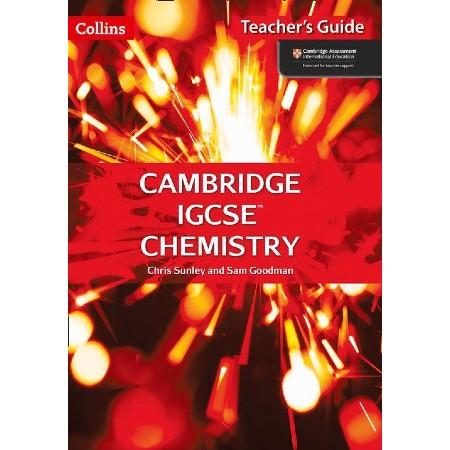 Collins Cambridge IGCSE™ Chemistry Teacher\'s Guide: Second edition (ISBN: 9780007592661)