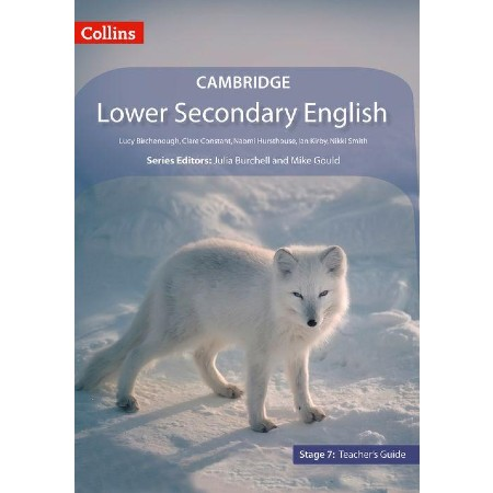 Collins Cambridge Lower Secondary English Teacher\'s Guide: Stage 7 (ISBN: 9780008140533)