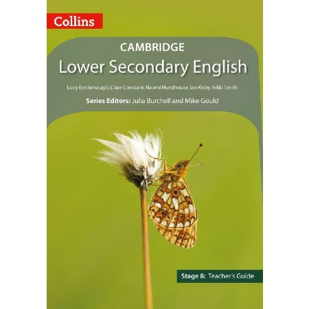 Collins Cambridge Lower Secondary English Teacher\'s Guide: Stage 8 (ISBN: 9780008140540)