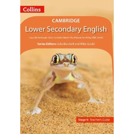 Collins Cambridge Lower Secondary English Teacher\'s Guide: Stage 9 (ISBN: 9780008140557)