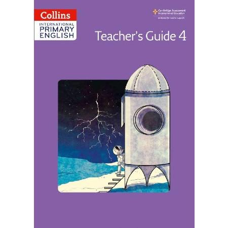 Collins Cambridge International Primary English Teacher\'s Book 4 (ISBN: 9780008147716)
