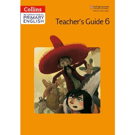Collins Cambridge International Primary English Teacher\'s Book 6 (ISBN: 9780008147778)