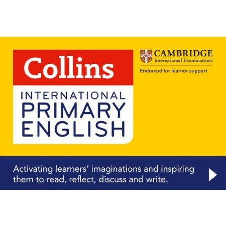 Collins Cambridge International Primary English - Level 4: Collins Connect, 1 Year Licence (ISBN: 9780008155728)