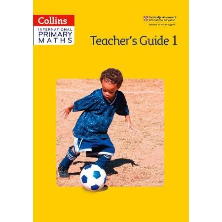 Collins International Primary Maths - Teacher\'s Guide 1 (ISBN: 9780008159788)
