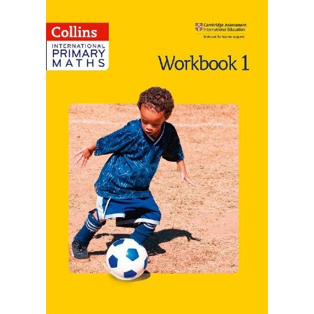 Collins International Primary Maths - Workbook 1 (ISBN: 9780008159801)