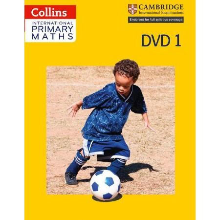 Collins International Primary Maths - DVD 1 (ISBN: 9780008159818)