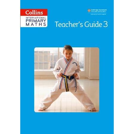 Collins International Primary Maths - Teacher\'s Guide 3 (ISBN: 9780008159887)