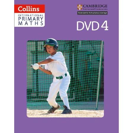 Collins International Primary Maths - DVD 4 (ISBN: 9780008159962)